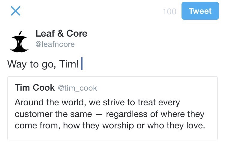 Quote Tweet Mesmerizing Twitter Quote Tweet Revamped To Allow More Discussion Leaf Core